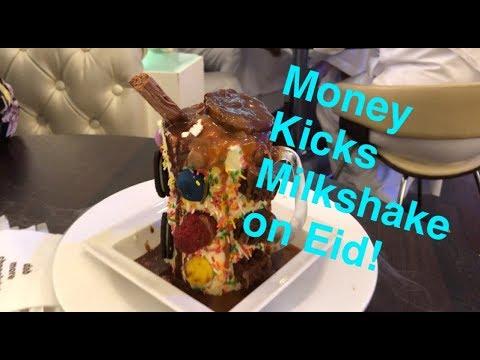 Money Kicks Milkshake on Eid!