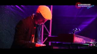 """J.J.Band -  """"Walking By Myself """" - BLUESOBRANIE 2014 Nowe Miasteczko"""