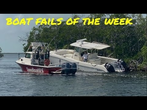 Boat Fails of the Week   Labor Day Special Extended Edition