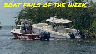 Boat Fails of the Week | Labor Day Special Extended Edition