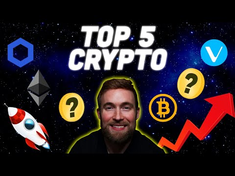 Top 5 Cryptocurrency to HODL in a Crypto Bear Market 2021 🔓