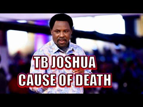 Prophet TB Joshua's Passed on; Reasons Behind
