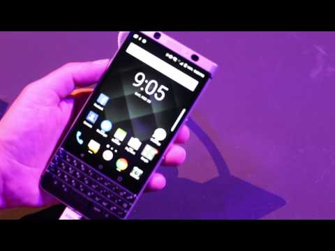 BlackBerry KEYone: Hands-on and first impressions