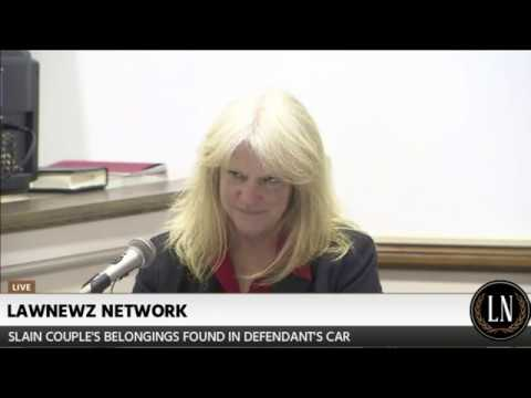 Eric Campbell Trial Day 7 DNA Analyst Jennifer Elwell Testifies 07/18/17