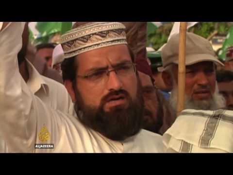 Bangladesh hangs Motiur Rahman Nizami for war crimes