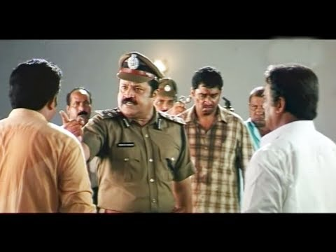 Bharat Chandra Full Movie Parts 10/10 - Suresh Gopi, Sreya Reddy