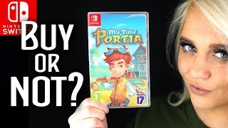 verdict after 70 Hours - My Time at Portia Review (Nintendo Switch)