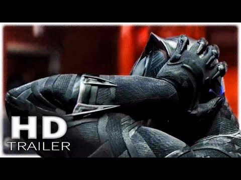 AVENGERS Infinity War: Black Panther Trailer (2018) Marvel Superhero Movie HD