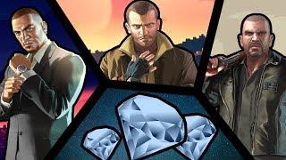 La Historia Completa de Los Diamantes   GTA IV Complete Edition