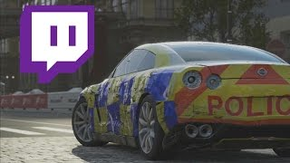 Forza 5 - Trolling a Livestreamer