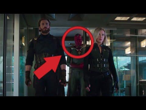 Avengers: Infinity War Super Bowl TV Spot BREAKDOWN