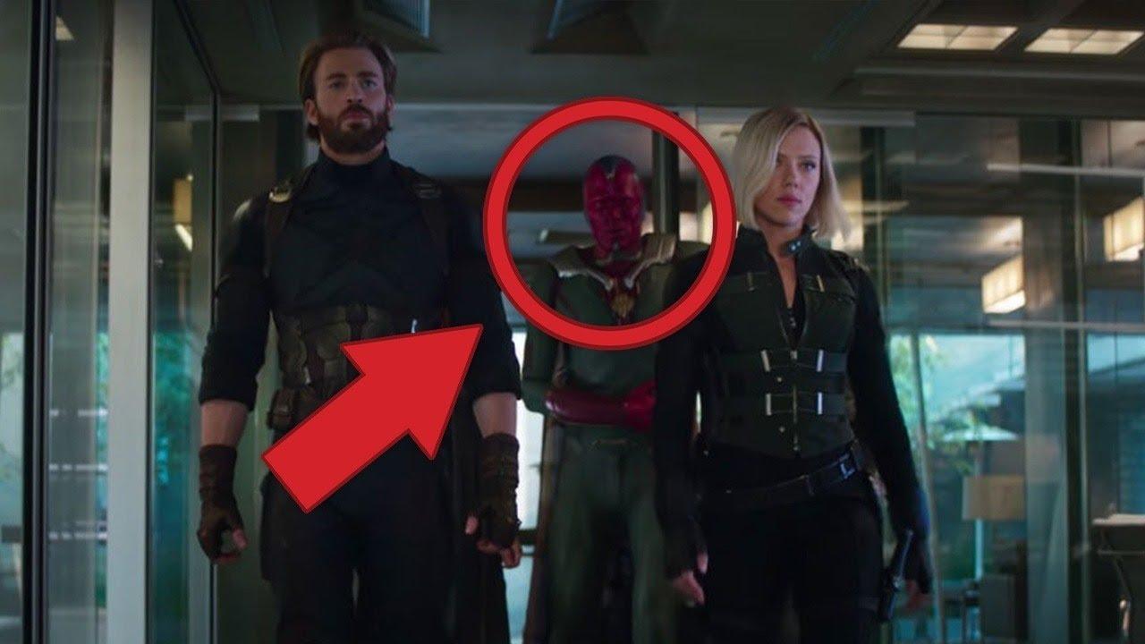 Avengers: Infinity War Super Bowl TV Spot BREAKDOWN ...