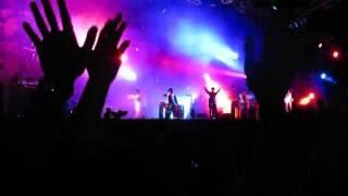 SAKANACTION LIVE @ Tokyo Metrock 2016   サカナクション @ メトロック...