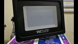 Светодиодный прожектор 150 вт SMD Wolta. Новинка!