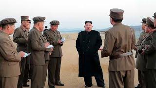 Kim Jong-un testa un'arma misteriosa