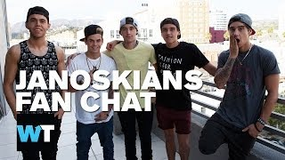 Janoskians Fan Chat (Uncensored) | What's Trending LIVE