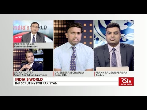 Indias World: IMF Scrutiny for Pak