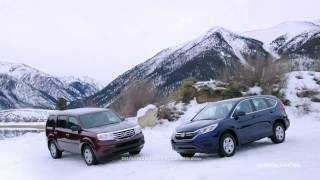 2015 Honda CRV at McFadden Honda | Commercial