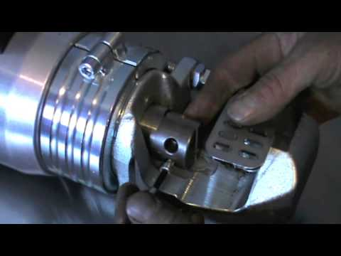 MU26N Body - P26 Bending & T26 Cutting Head Demonstration by Stainelec Hydraulic Equipment