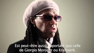 Скачать Nile Rodgers Bob Sinclar And Cerrone Talking About Supernature