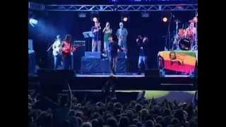 Los Cafres - Si El Amor Se Cae (En Vivo Pepsi Music 2005) HD