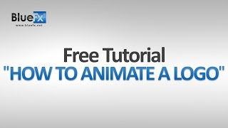 Logo Animation After Effects Template - BlueFx Tutorial