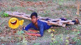 Bangla Funny Video || হাঁসতে চাইলে আসুন সেইরাম মাজা হবে মামা হা হা