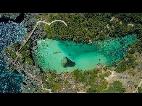 Sholawat Badar Penyejuk Hati + Lir Ilir Di Iringi Suara Merdu Dengan Gambar Drone Pemandangan Alam