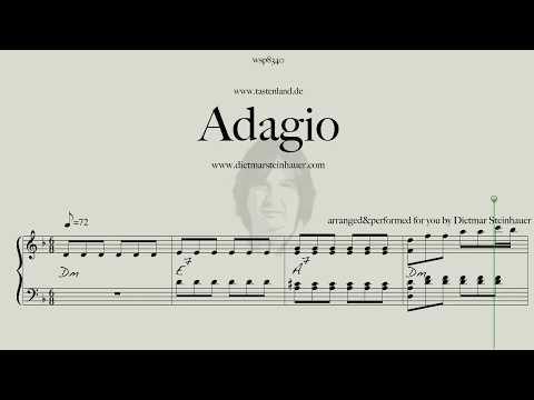 Adagio  -  My Version Of The Adagio By J.S.Bach/Marcello