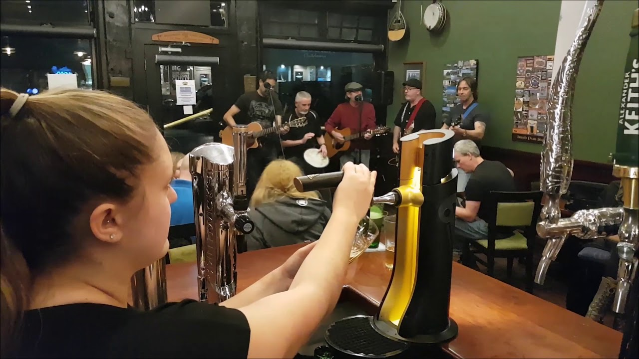 "Muskoka ""Viking Song"" - Van's Band - Kelly's Pub Bracebridge"