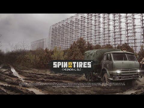 SPINTIRES CHERNOBYL (DLC) |