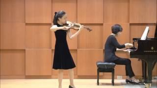 Viotti Violin Concerto No.22 - 이윤서, 2015년도 예원학교 입시곡 (LEE YOON SEO, 12yrs old)