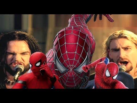 Nickelback  Hero All spiderman Music