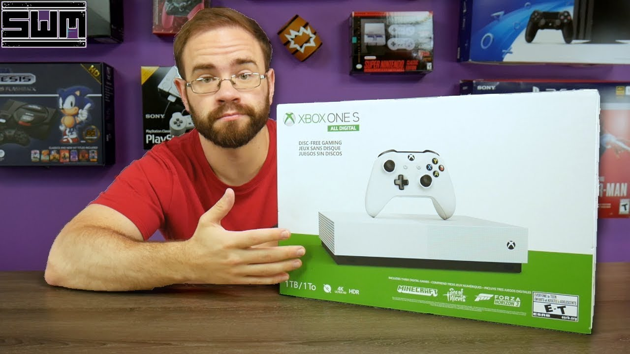 I Bought An Xbox One Sad And It S Exactly What I Expected Youtube