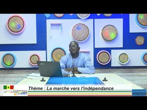TELE ECOLE RACONTE MOI L'INDEPENDANCE episode 1