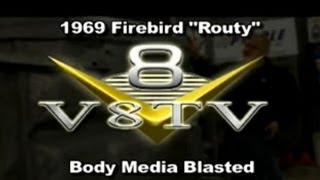 1969 Pontiac Firebird Project: Body Media Blasted V8TV-Video