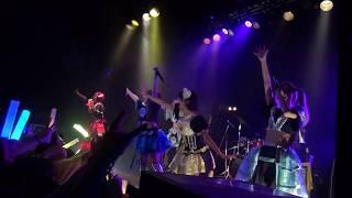 2018.07.12@代官山UNITのスタッフカメラより『NaMiDa』のライブ動画を...