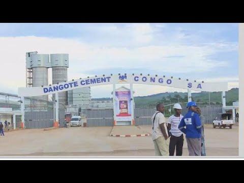 Le Congo sur le point d'exporter du ciment