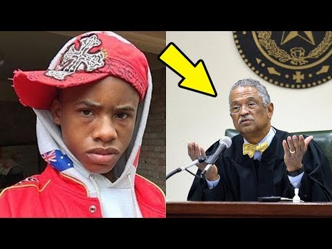 Tay K Judge Goes Off in Court About 'The Race'