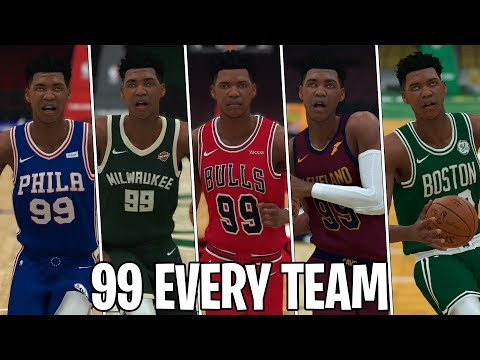 555641c713d What If A Giant 99 Overall Played A Season With Every NBA Team
