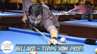 Billard - Anfänger-Tipps v๐m Profi