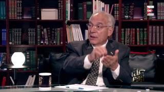 كل يوم - حوار خاص مع الدكتور فاروق الباز مع عمرو أديب - الجزء الثاني
