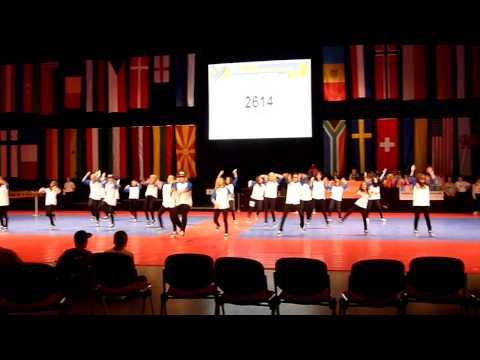 Liquid Beatz -  Weltmeisterschaft 2012  In Bochum Tanzschule TS Balsano