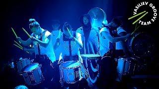 Шоу барабанщиков Vasiliev Groove: коротко о шоу MIRRORS