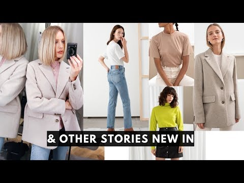 & OTHER STORIES - Autumn New In Store + Changing Room Try On Session!