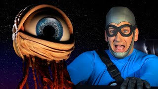The Floating Eye Of Death! - Full Episode - The Aquabats! Super Show!