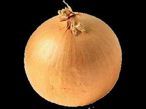 The world is just a great big onion