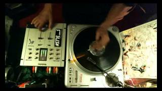 DJ SKIP India - IDA WORLD SCRATCH BATTLE 2013