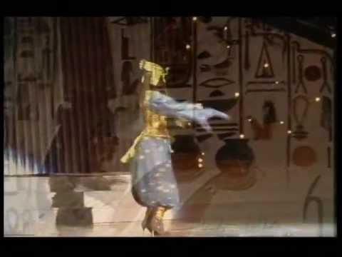 Dance of the Egyptian Gods 2 - Andromeda Mzia Solomonia ...