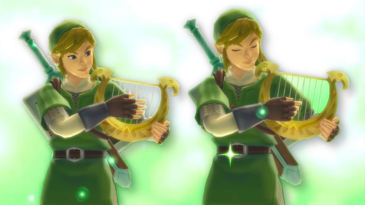🎵 Chords of Courage 🎵 || Skyward Sword HD LIVE 100%!!
